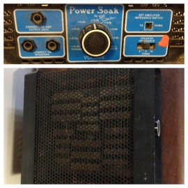 Vintage Tom Scholz Power Soak
